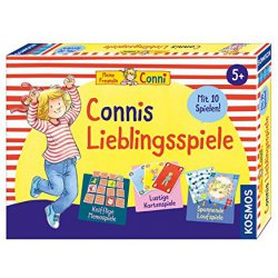 Connis Lieblingsspiele